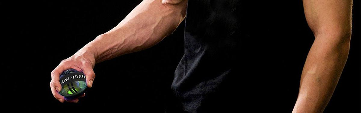 Powerball pour se muscler les avant-bras : mon avis