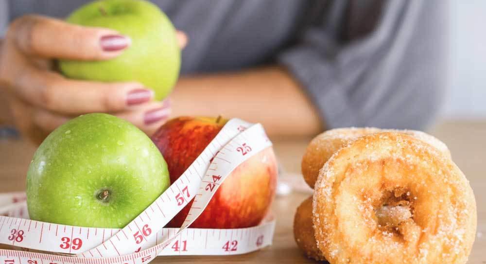 pomme ou donuts ?