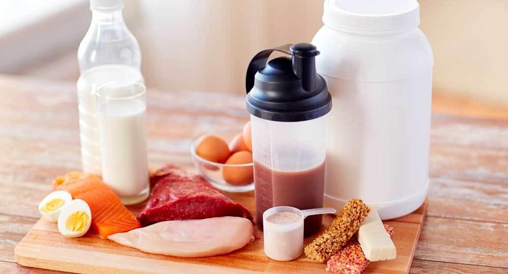 sources de proteines