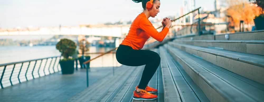 30 days squat challenge : mon avis