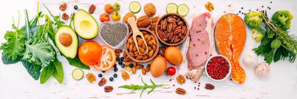 aliments du regime keto