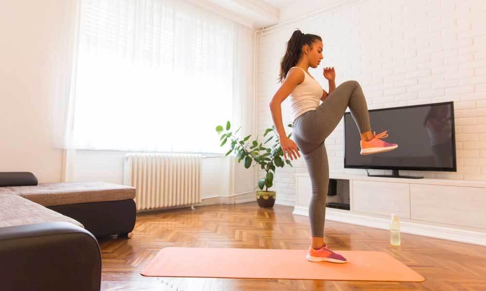 8 exercices de cardio à réaliser à la maison sans matériel