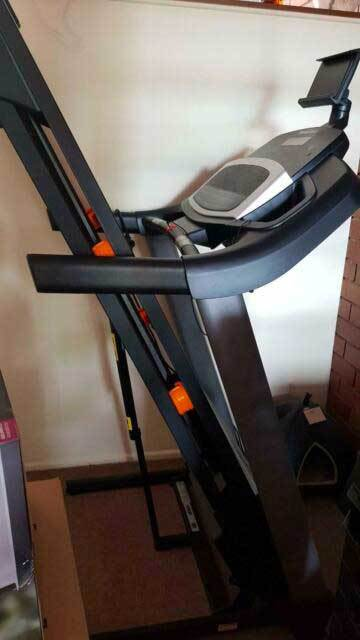Nordictrack S 25 tapis pliable