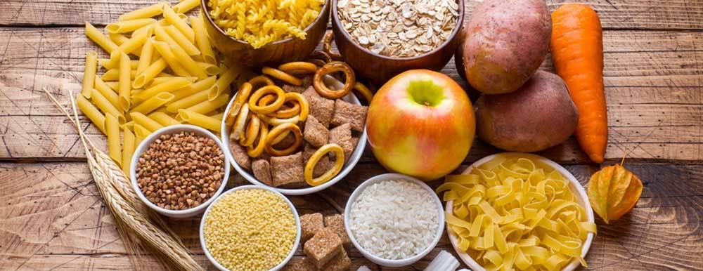 Aliments riches en glucides